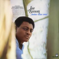 Joe Simon...Better Than Ever