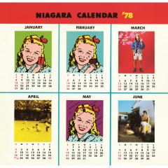 Niagara Calendar '78 - Eiichi Ohtaki