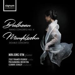Beethoven: Piano Concerto No. 4 & Mendelssohn: Double Concerto - Min-Jung Kym, Zsolt-Tihamér Visontay, Philharmonia Orchestra