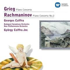 Grieg & Rachmaninov : Piano Concertos - Georges Cziffra
