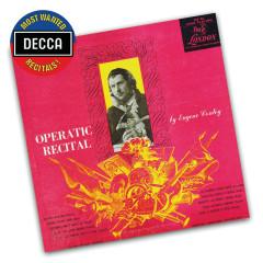 Operatic Recital - Eugene Conley, New Symphony Orchestra, Royalton Kisch