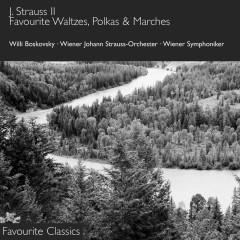 J. Strauss II - The Blue Danube - Wiener Johann Strauss Orchester, Wiener Symphoniker, Willi Boskovsky