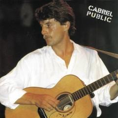 Cabrel en public - Francis Cabrel