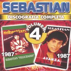 Discografía Completa Volumen 4 - Sebastian