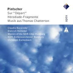 Pintscher : Hérodiade Fragmente - Christoph Eschenbach