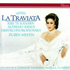 Verdi: La traviata - Zubin Mehta, Kiri Te Kanawa, Alfredo Kraus, Dmitri Hvorostovsky, Coro del Maggio Musicale Fiorentino