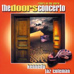 Riders On The Storm - The Doors Concerto - Nigel Kennedy, Jaz Coleman, Peter Scholes