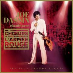 Joe Dassin chante avec Les Choeurs de l'Armeé Rouge