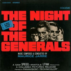 The Night of the Generals - Maurice Jarre