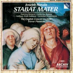 Haydn: Stabat Mater - Patricia Rozario, Catherine Robbin, Anthony Rolfe Johnson, Cornelius Hauptmann, The English Concert Choir