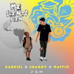 Me Siento Bien (feat. Shaggy & Maffio) - Darkiel, Shaggy, Maffio