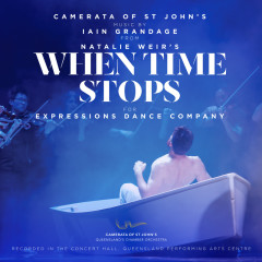 When Time Stops - Camerata Of St John's