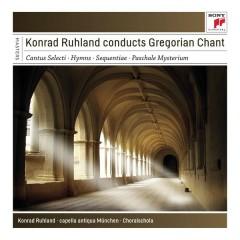 Konrad Ruhland Conducts Gregorian Chant - Konrad Ruhland