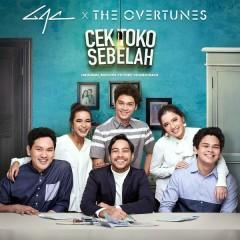 Cek Toko Sebelah (Original Motion Picture Soundtrack) - TheOvertunes, GAC (Gamalíel Audrey Cantika)