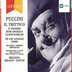 Puccini - Il Trittico - Vincenzo Bellezza, Tullio Serafin, Gabriele Santini, Tito Gobbi, Victoria de los Angeles
