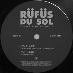 SOLACE REMIXES VOL. 1 - RÜFÜS DU SOL