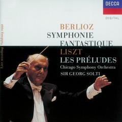 Berlioz: Symphonie fantastique/Liszt: Les Préludes - Chicago Symphony Orchestra, Sir Georg Solti