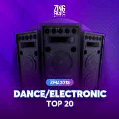 Các Ca Khúc Dance/Electronic Đề Cử ZMA 2018