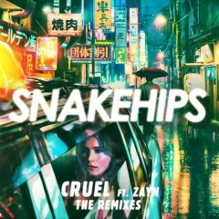 Cruel (Remixes) - Snakehips, ZAYN