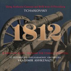 Tchaikovsky: 1812 Overture; Serenade for Strings; Romeo & Juliet Overture etc. - St.Petersburg Chamber Choir, Leningrad Military Orchestra, St. Petersburg Philharmonic Orchestra, Vladimir Ashkenazy