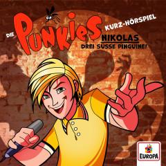 Kurz-Hörspiel: Nikolas - Drei süße Pinguine - Die Punkies