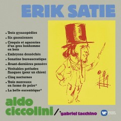 Satie: Gymnopedies - Aldo Ciccolini