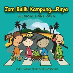 Jom Balik Kampung...Raya - Various Artists