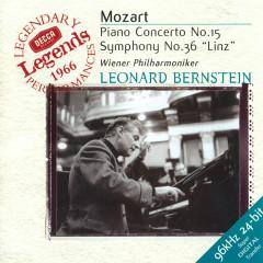 Mozart: Piano Concerto No.15; Symphony No.36