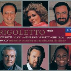 Verdi: Rigoletto - June Anderson, Luciano Pavarotti, Leo Nucci, Nicolai Ghiaurov, Coro del Teatro Comunale di Bologna
