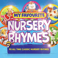 My Favourite Nursery Rhymes - Various Artists