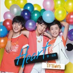 Heart, Dream&Start - TFBoys