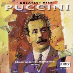 Greatest Hits - Puccini - Eva Marton,  Kiri Te Kanawa,  Richard Tucker,  Luciano Pavarotti,  José Carreras