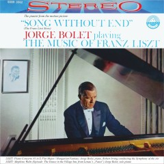 Jorge Bolet playing the Music of Franz Liszt (Transferred from the Original Everest Records Master Tapes) - Jorge Bolet, Robert Irving, Symphony Of The Air