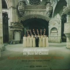 Música Castellana en Juan del Encina - CORAL DE CÁMARA SAN ESTEBAN (BURGOS)