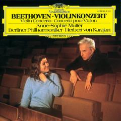 Beethoven: Violin Concerto - Anne-Sophie Mutter, Berliner Philharmoniker, Herbert von Karajan