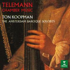 Telemann: Chamber Music - Ton Koopman, Andrew Manze, Jaap ter Linden