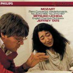 Mozart: Piano Concertos Nos. 20 & 21 - Mitsuko Uchida, English Chamber Orchestra, Jeffrey Tate