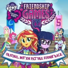 Friendship Games (Français) [Original Motion Picture Soundtrack]