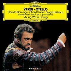 Verdi: Otello - Highlights - Cheryl Studer, Sergei Leiferkus, Ramón Vargas, Michael Schade, Placido Domingo