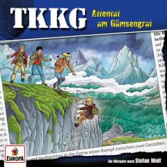 Folge 220: Attentat am Gämsengrat - TKKG
