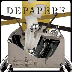 Love Letter - DEPAPEPE, Kazuma Miura