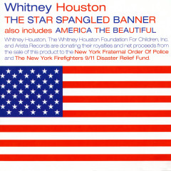 The Star Spangled Banner/America The Beautiful - Whitney Houston
