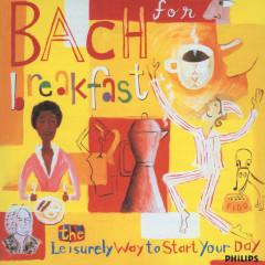 Bach for Breakfast - The Leisurely Way to Start Your Day - David Geringas, Maria Graf, Irena Grafenauer, Heinz Holliger, Henryk Szeryng