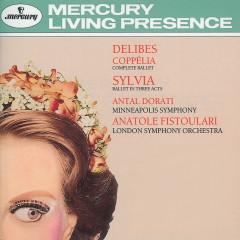 Delibes: Coppélia & Sylvia - Minneapolis Symphony Orchestra, Antal Doráti, London Symphony Orchestra, Anatole Fistoulari