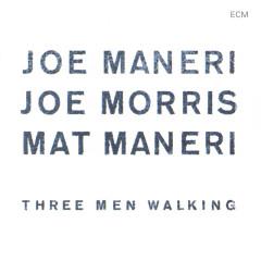 Three Men Walking - Joe Maneri, Joe Morris, Mat Maneri