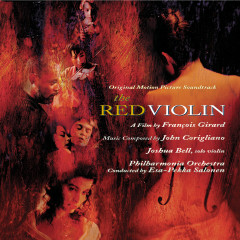 The Red Violin - Music from the Motion Picture - Joshua Bell,  The Philharmonia Orchestra,  Esa-Pekka Salonen