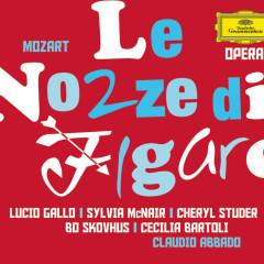 Mozart, W.A.: Le Nozze di Figaro - Sylvia McNair, Cheryl Studer, Boje Skovhus, Cecilia Bartoli, Wiener Philharmoniker