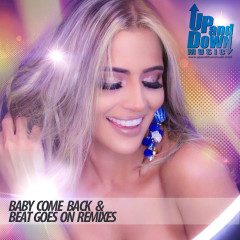 Baby Come Back / Beat Goes On (Remixes) - Alfonso Padilla