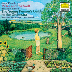 Prokofiev: Peter And The Wolf / Britten: The Young Person´s Guide To The Orchestra - Lorin Maazel, French National Orchestra, Alec Clunes