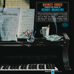 Explores The Music Of Henry Mancini - Quincy Jones